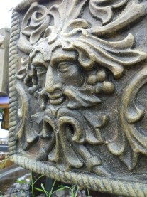 Garden statuary