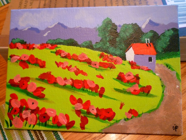 2011.05.29 Poppy Field