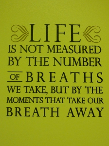 Hospice. Words to Remember