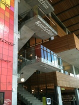 Ft Vancouver Library Inside