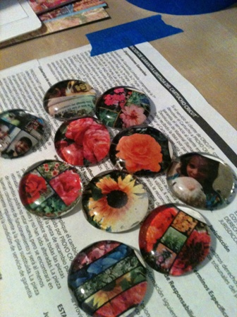 Gift Idea. Photo Magnets 5