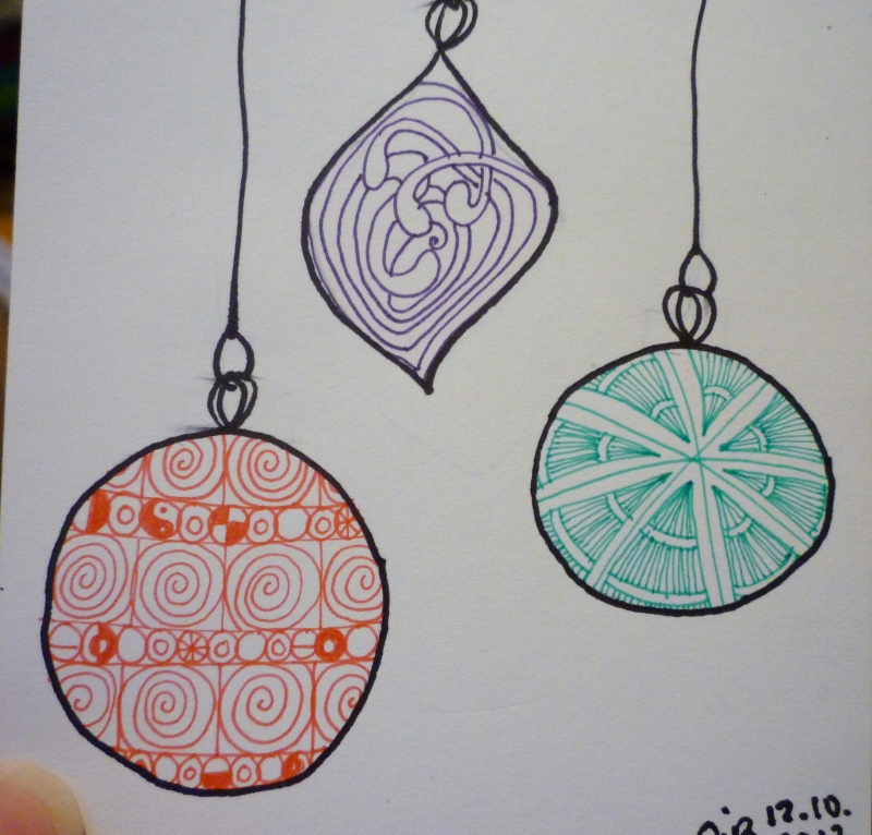 Zentangles. Ornaments (800x766)