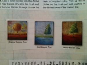 Bubble tree three ways