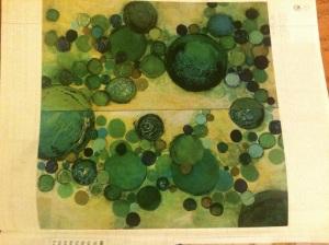 Inspiration Book. Circles Diptych