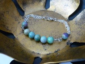 Jewelry. Bracelet, Tiny Planets (2)