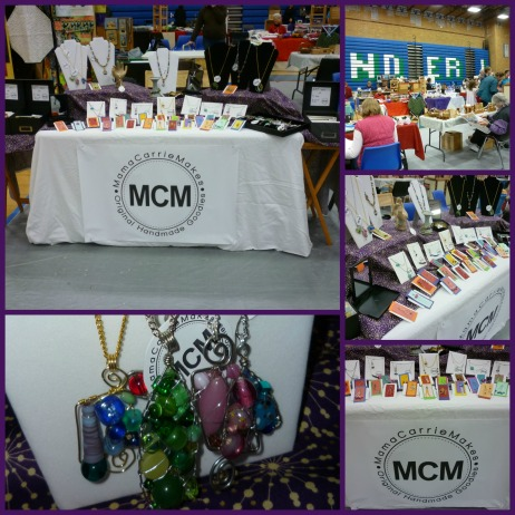 MCM MVHS Holiday Bazaar 2013.11