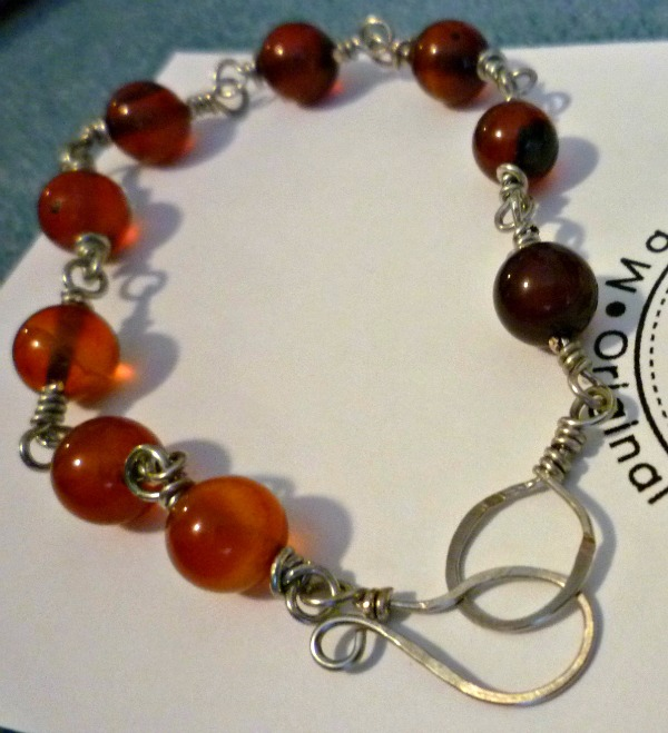 Ombre Amber Bracelet