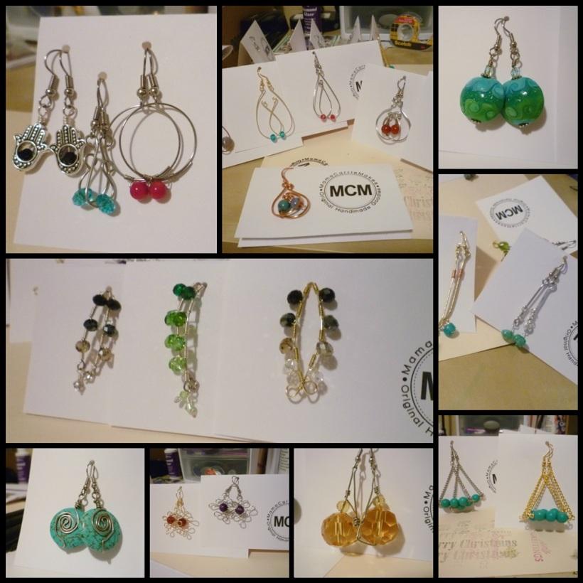 2013 Gallery Earrings
