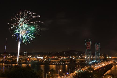 Happy New Year Portland