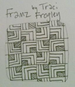 Framz by Traci Frogley
