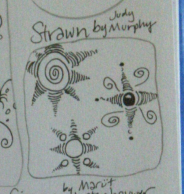Strawn by Judy Murphy
