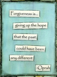ForgivenessOprah