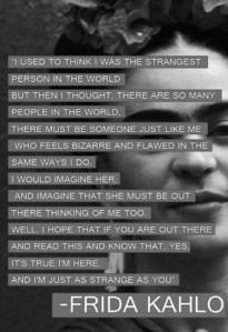Kahlo_Strange