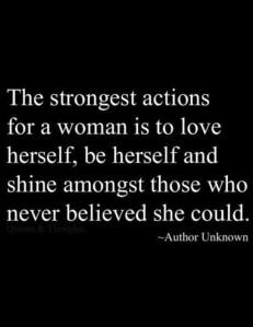 WomanLoveSelf