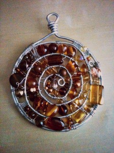 Ombre pendant Finished 20150101