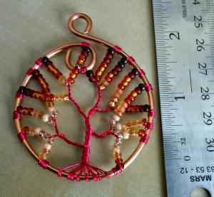 Tree_OmbreBrownPinkCopper
