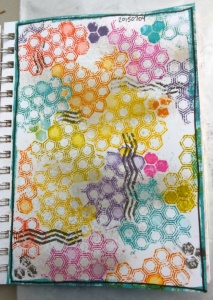ArtJournal_Hexagons