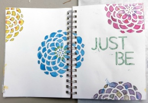 ArtJournal_JustBe