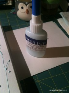 Masking Fluid Watercolor