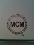 Mama Carrie Makes Logo 2016 Cards Stamp
